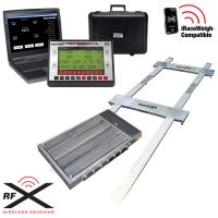 MICROFLEX™ SCALE SET-UP RACK