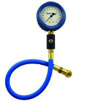 "2.5"" DELUXE, LIQUID-FILLED, 15PSI AIR PRESSURE GAUGE"