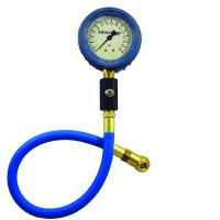 "2.5"" DELUXE, LIQUID-FILLED, 30PSI AIR PRESSURE GAUGE"