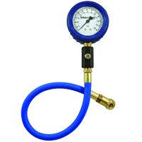 "2.5"" DELUXE, LIQUID-FILLED, 60PSI AIR PRESSURE GAUGE"